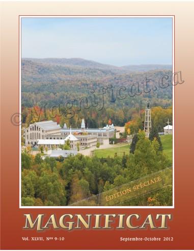 Magnificat Septembre-Octobre 2012