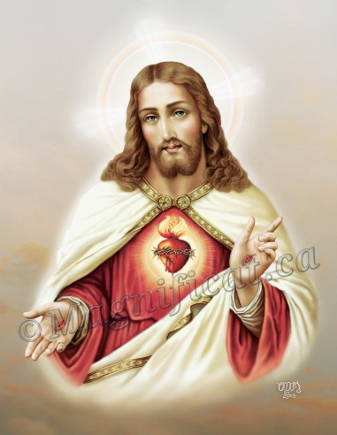 Sacred Heart No. 5