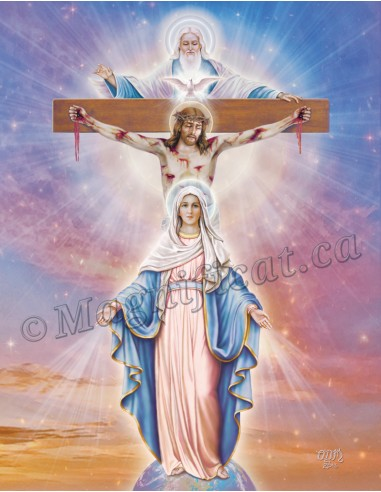 Mary Mediatrix of All Grace
