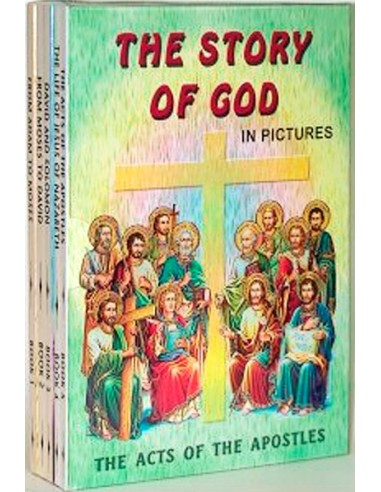 The Story of God in Pictures